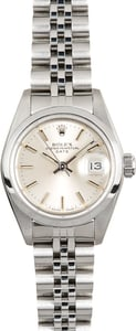 Rolex Lady-Date 69160 Stainless Steel
