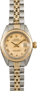 Vintage Rolex Date 6917 Ladies Watch