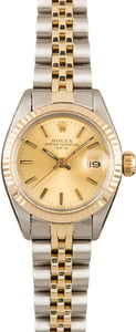 Pre-Owned Rolex Ladies Datejust 6917
