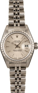 Pre Owned Ladies Rolex Date Steel Model 69240