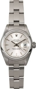 Rolex Ladies Datejust 79160 Silver Index Dial