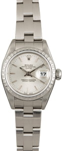 PreOwned Rolex Date 79240 Steel Oyster