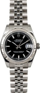 Midsize 31MM Rolex Datejust 178274