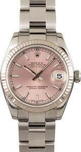 Rolex Datejust 31MM 178274