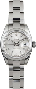 Pre Owned Rolex Ladies Datejust 179160