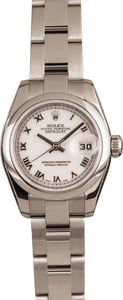 New Model Ladies Steel Rolex 179160