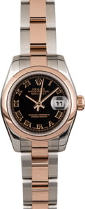 Rolex Lady Datejust 179161 Two Tone Everose