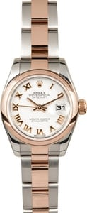 Rolex Lady-Datejust 179161 Everose Gold