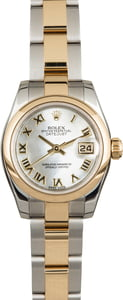Rolex Datejust 179163 Mother of Pearl