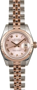 Rolex Lady-Datejust 179171 Two Tone Rose Gold