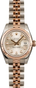 Rolex Lady Datejust 179171 Diamonds