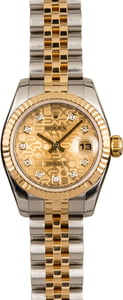 Pre Owned Rolex Ladies Datejust 179173 Diamond Jubilee