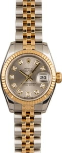 Used Rolex Lady-Datejust 179173 Diamond Dial