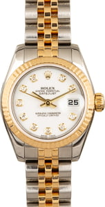 Rolex Lady-Datejust 179173 Diamond Dial