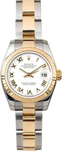 Rolex Lady-Datejust 179173 Oyster Band