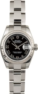 Rolex Lady-Datejust 179174 Black