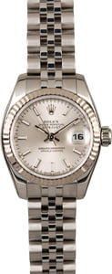 Rolex Ladies Datejust 179174 Steel Jubilee