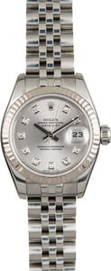 Used Rolex Datejust 179174 Diamonds