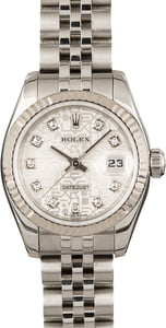 Rolex Lady-Datejust 179174 Diamond Dial