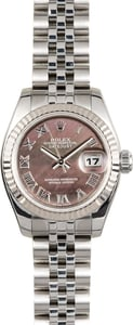 Rolex Lady-Datejust 179174 Mother of Pearl