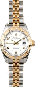 Rolex Lady-Datejust 179313 Diamond Bezel