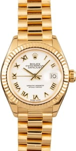 Rolex Lady-Datejust 28 279178