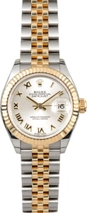 Rolex Lady Datejust 279173 Champagne Two Tone Jubilee