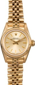 Rolex Lady Datejust 67198 Honeycomb