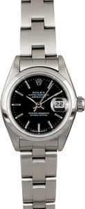 Rolex Lady Datejust 69160 Steel Oyster