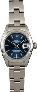 Rolex Datejust 69160 Steel Oyster