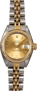 Women's Vintage Rolex Datejust 6917