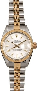 Women's Rolex Datejust 6917