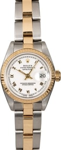 Ladies Rolex Datejust 69173 Roman