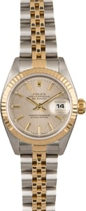 Women's Rolex Datejust 69173 Two Tone Jubilee