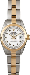 Rolex Lady Datejust 69173 Two Tone Oyster