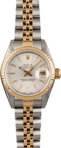 Pre Owned Rolex Lady Datejust 69173 Two Tone