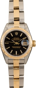 Rolex Datejust 69173 Two Tone Oyster