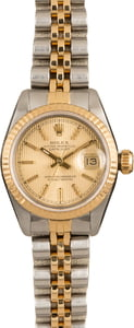 Datejust Women's Rolex 69173