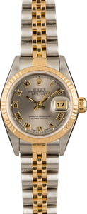 Women's Rolex Datejust 69173 Two-Tone