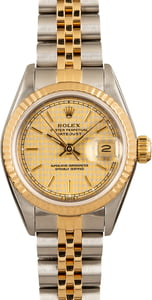 Pre-Owned Ladies Rolex Datejust Watch 69173