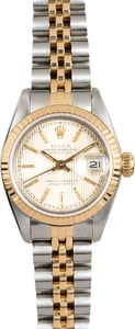 Rolex Lady-Datejust 69173 Jubilee Band