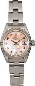 Women's Rolex Datejust MOP 69174