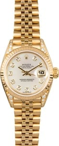 Rolex Lady-Datejust 69238 Diamond Lugs