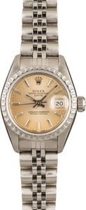 Pre-Owned Rolex Lady Date 69240
