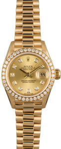 PreOwned Rolex President 79138