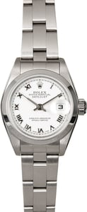 Rolex Ladies Datejust 79160 White Roman Dial