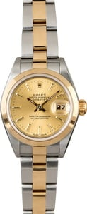 Rolex Lady Datejust 79163 Two Tone Oyster