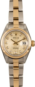 Women's Rolex Datejust 79163 with Diamonds