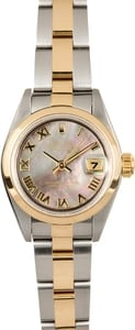 Rolex Lady-Datejust 79163 Mother Of Pearl