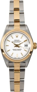 Rolex Lady Datejust 79163 Oyster